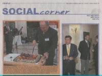 "Social Corner in ""The Sofia Echo"""
