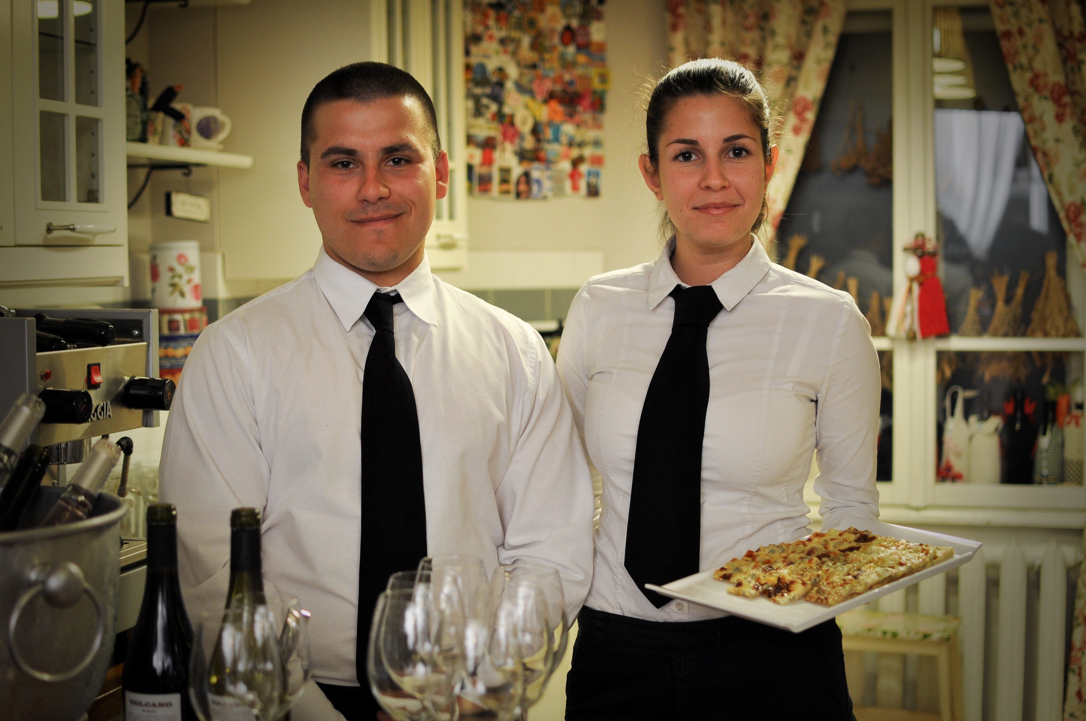 Catering angels