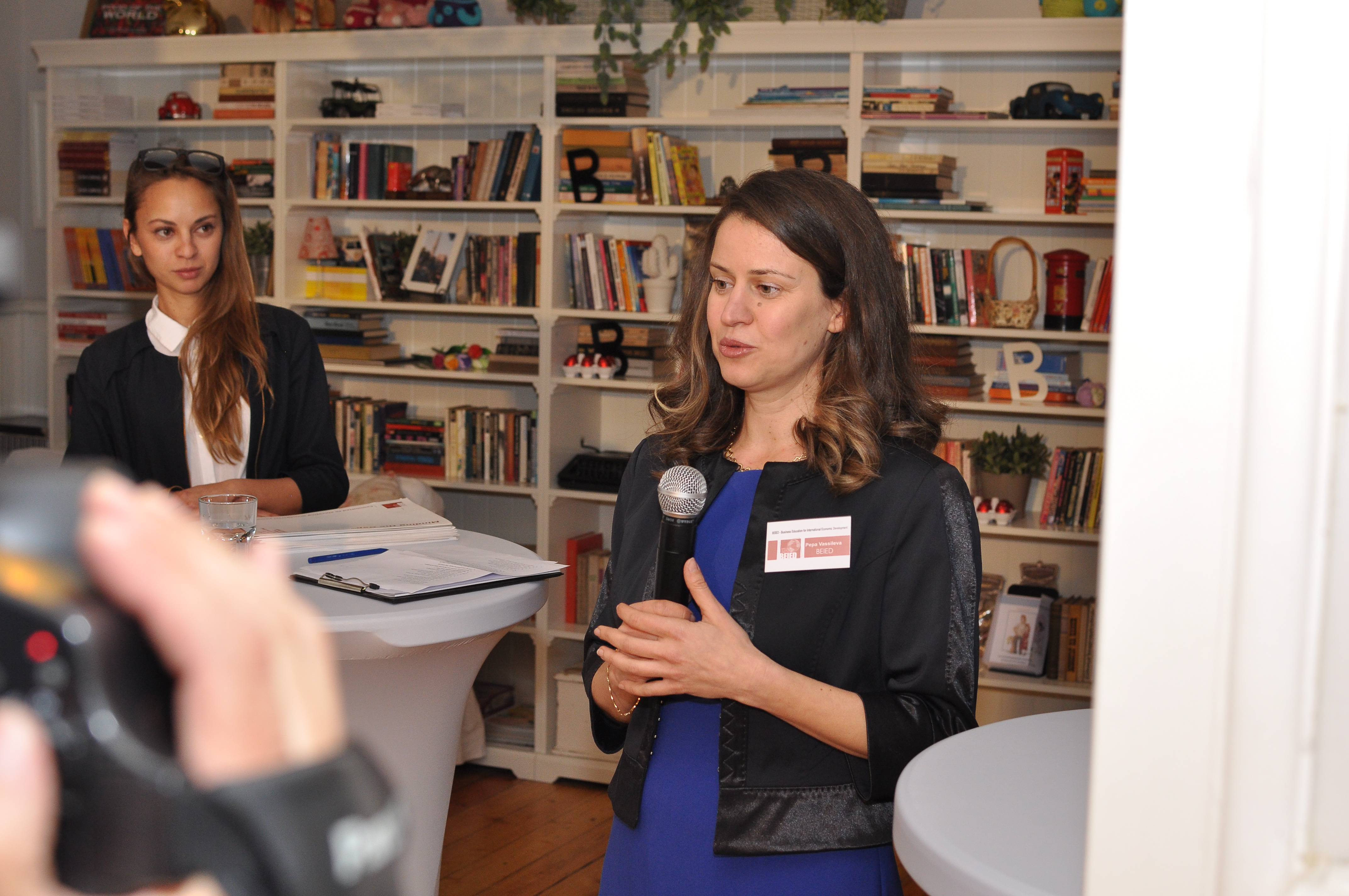 Pepa Vassileva- Managing Director BEIED