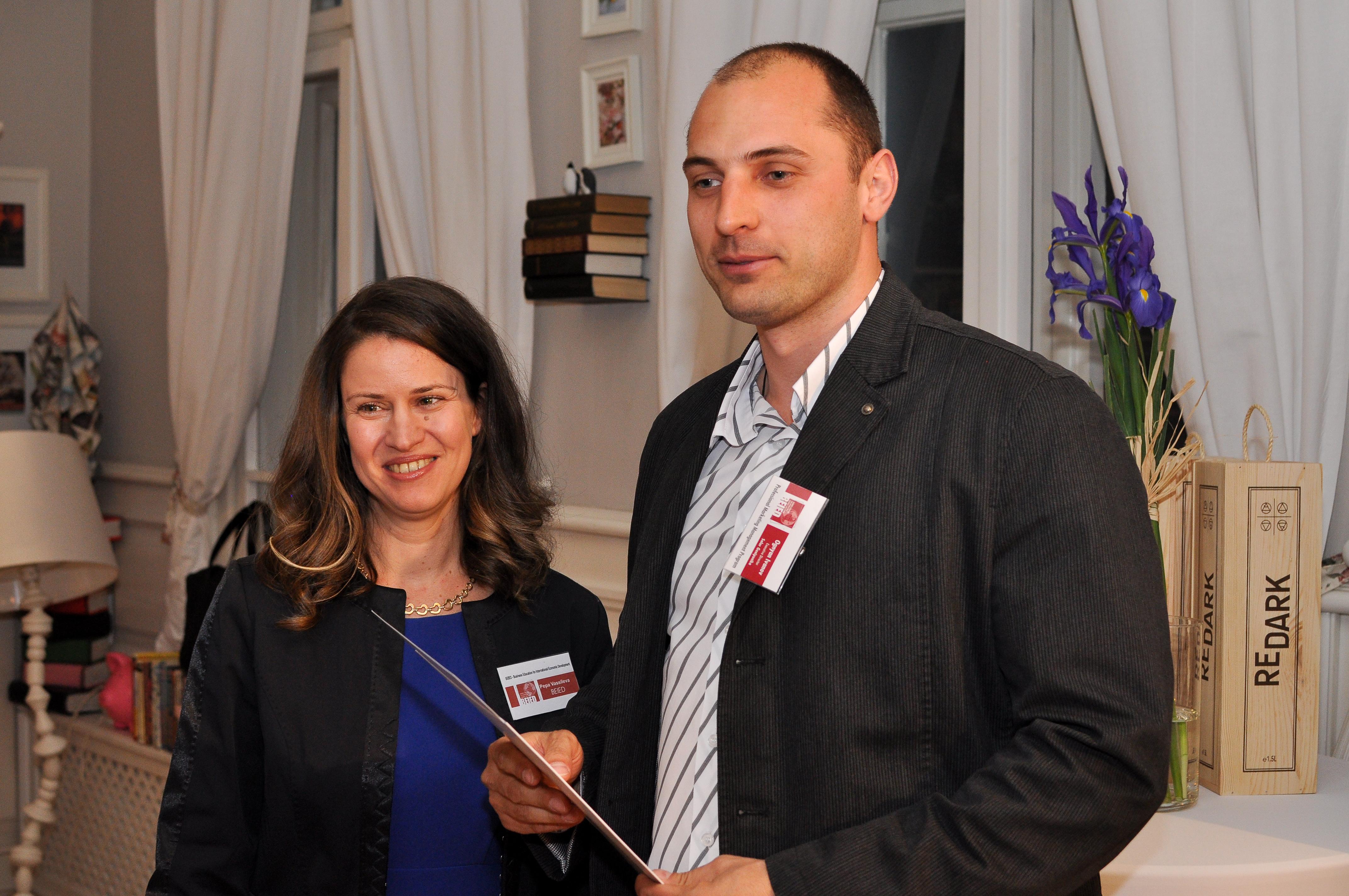 Ognian Ivanov Executive Director  Solar Geniponika