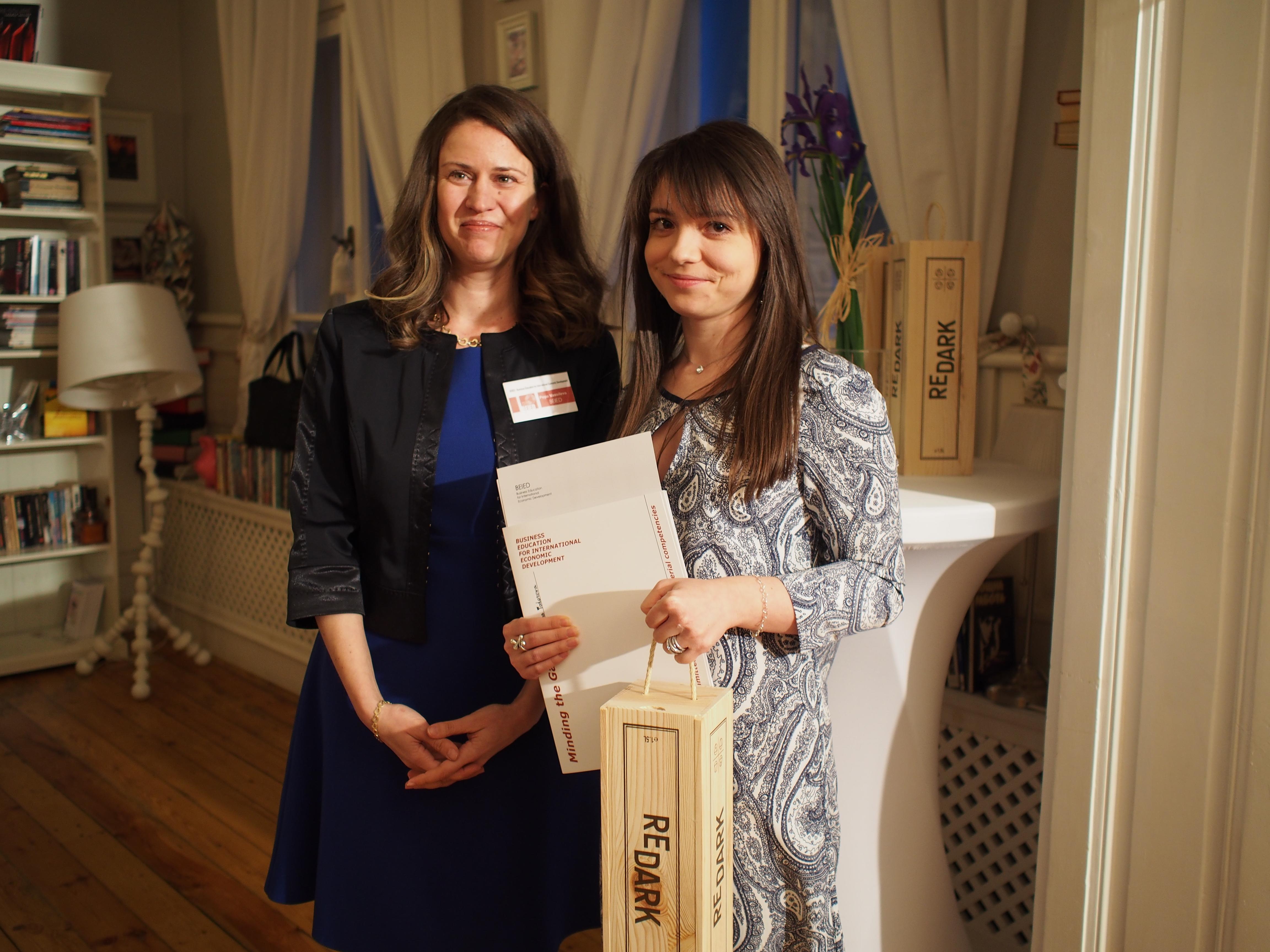 Snezhana Todorova Senior Marketing Consultant Matchcode