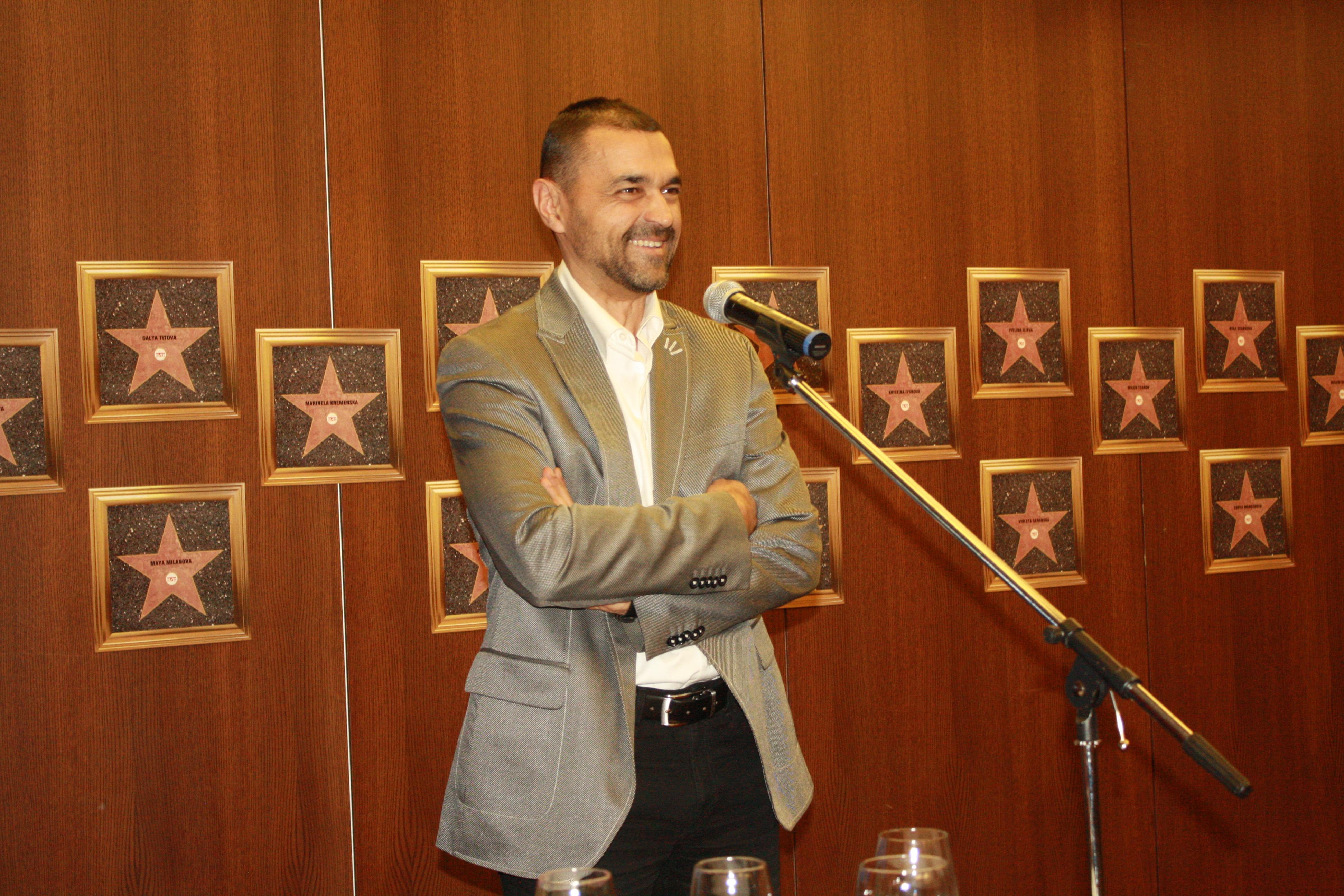 Ivailo Tomanov motivational words
