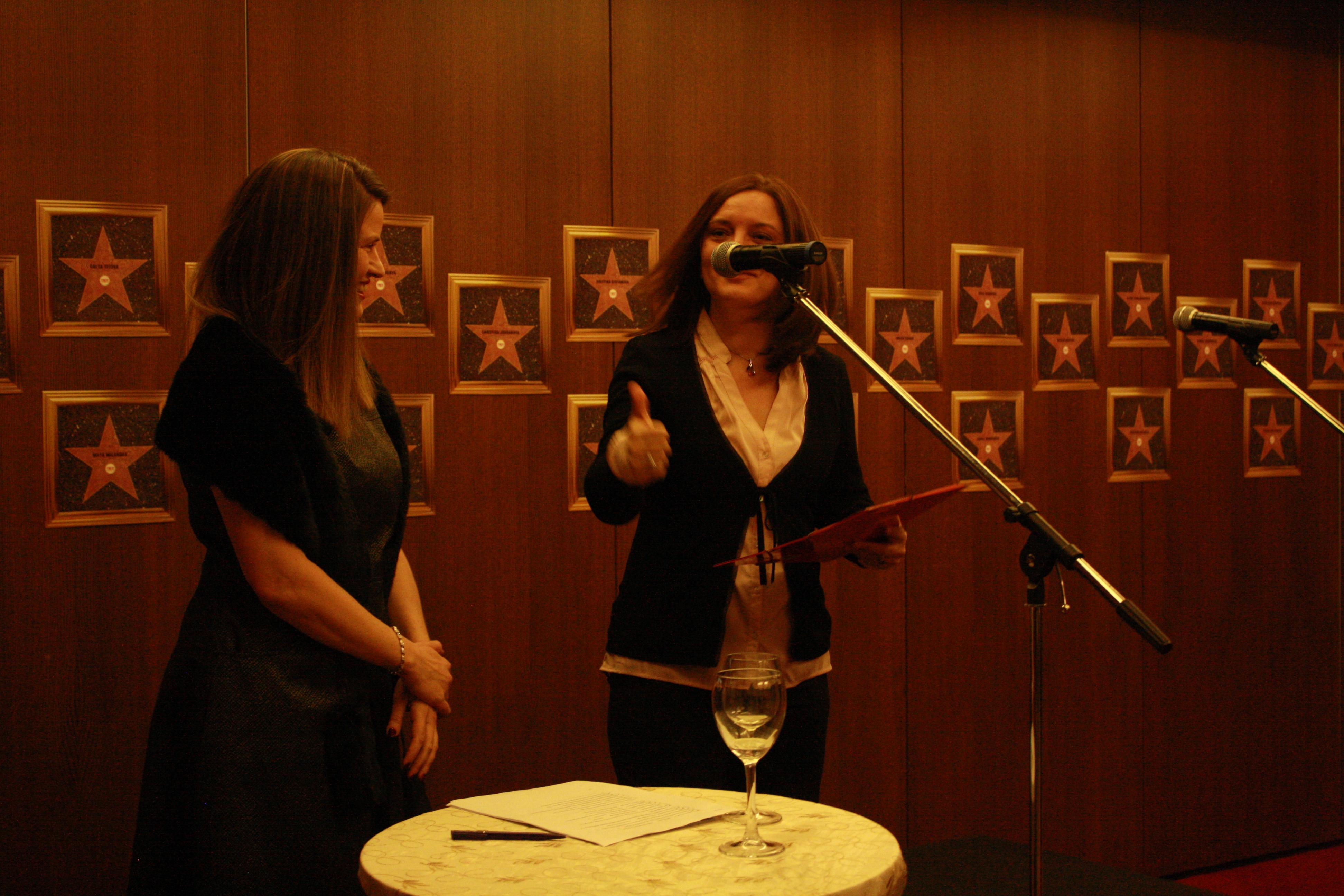 Radoslava Hristova MMM alumni