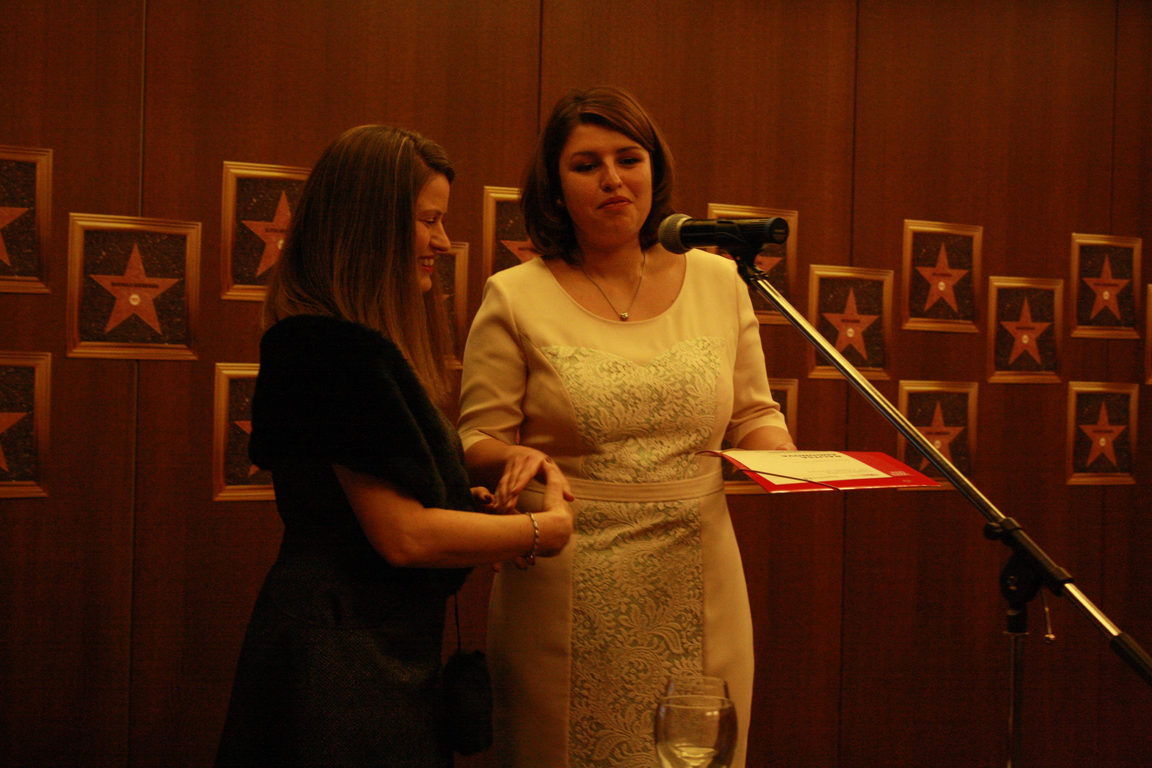 Ralitza Andonova MMM graduate