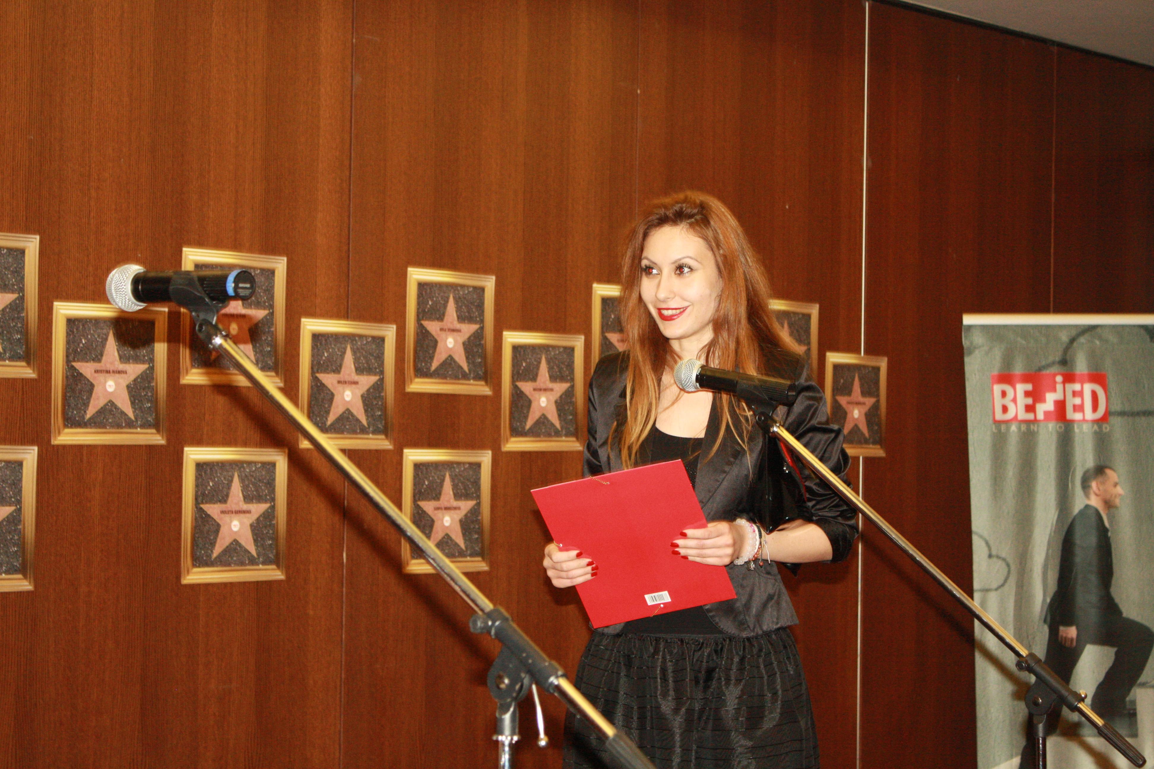 Tsvetelina Ivanova - MMM graduate