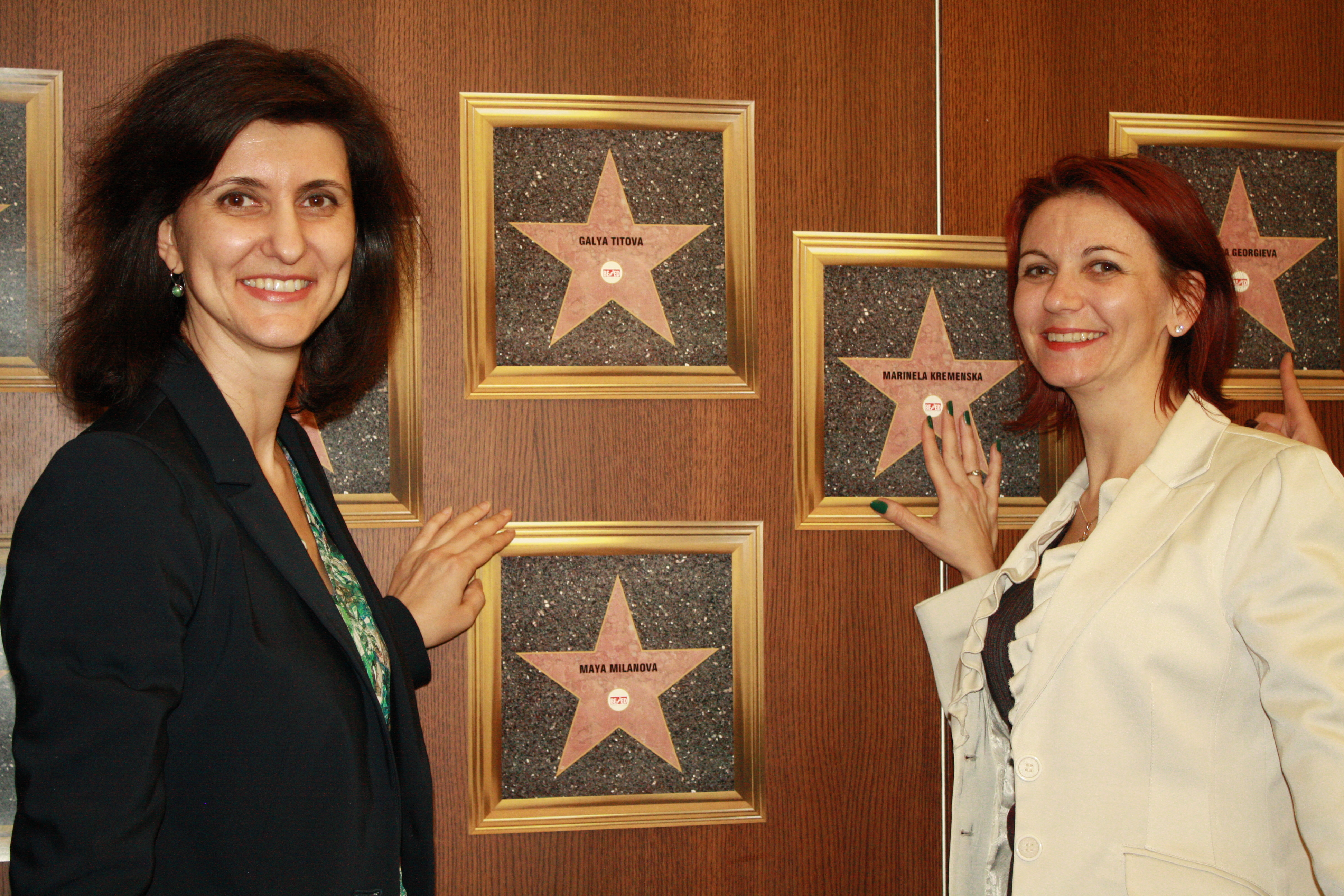 Executive Maagement Stars