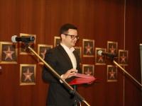 Maxim Hristov- MMM Alumni