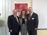 Earl Sedlik, Dale Miler and Pepa Vassileva