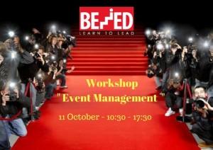 Workshop - Event Management -